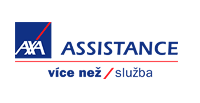 AXA ASSISTANCE cestovní pojištění logo