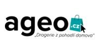 Ageo drogerie logo